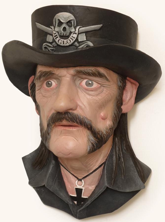 portrait lemmy kilmister motörhead harma heikens