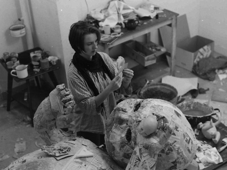 harma heikens studio 1989