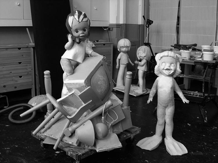 harma heikens studio 2006