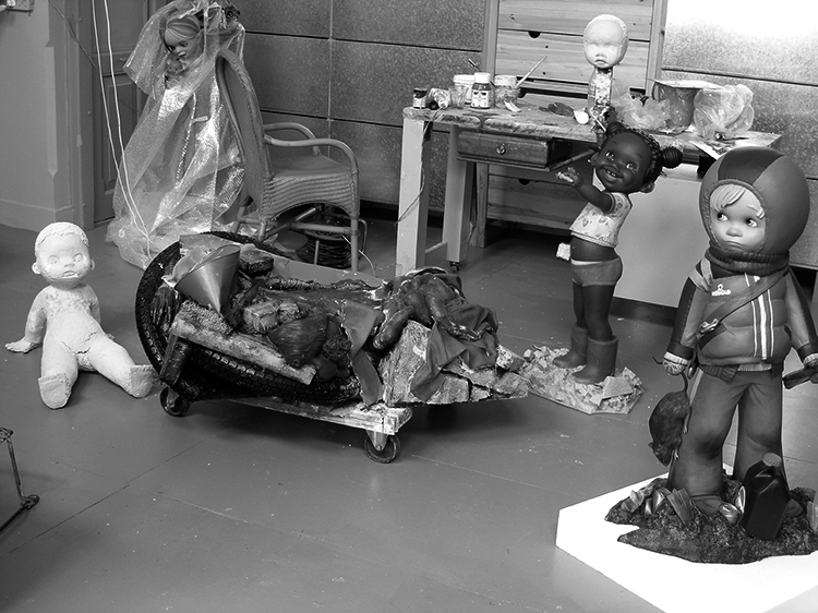 harma heikens studio 2008