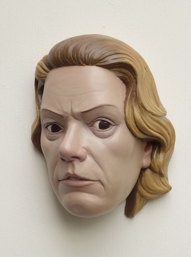 walbuste of aileen wuornos by h.heikens